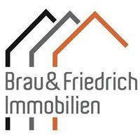 logo Brau & Friedrich Immobilien